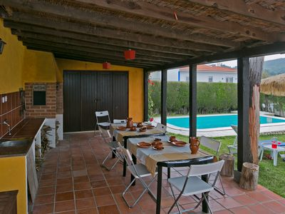 Photo for Casa da Praia (PRIVATE POOL) Ideal for families - House for 8 people in Ericeira