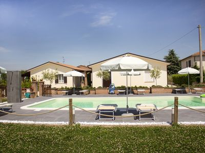 Photo for Spello Lavanda apartment in Holiday House with park and swimming pool