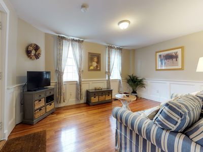 Photo for Charming, antique home in the heart of historic Salem!