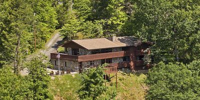Photo for Spectacular Views From This 5 Bedroom / 5 Bath Upscale Mountain Home