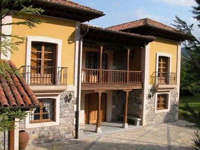 Photo for Cottage Cangas de Onis, near Picos Europa and 10 people. Asturias