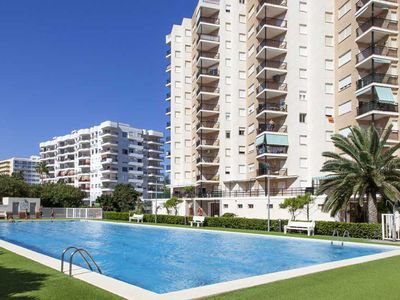 Photo for Luxury apartment 32 meters from Gandia Beach and beautiful sea views
