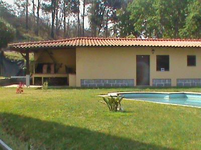 Photo for This 4-bedroom villa for up to 8 guests is located in Braga and has a private swimming pool.........