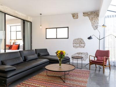 Photo for Chic 2 BR in the city center