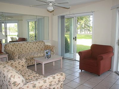 Photo for Brunswick Plantation Resort and Golf, 1 Bedroom/1 Bath, Full Kitchen, W/D, nearby beaches(2703M)