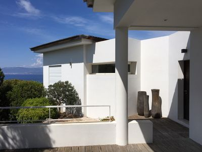Photo for ISOLELLA - very nice contemporary villa with sea view