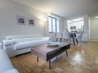 Photo for Luxurious 2BD/2BTH in NYC-Hell's Kitchen
