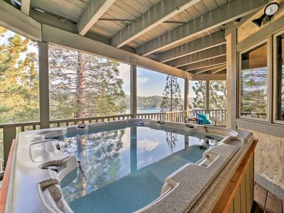Photo for Gorgeous Lake Arrowhead House w/ Panoramic Views!