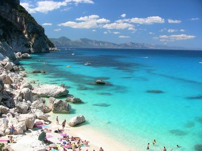 Photo for SARDEGNA CALA GONONE VACANZE MARE  E FREE CLIMBING