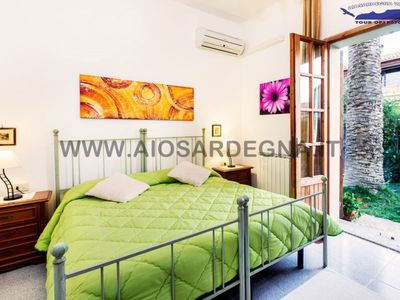 Photo for Two-room apartment on the ground floor with very comfortable garden at Villa St. Peter for 2 people