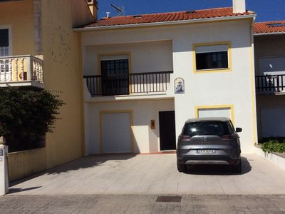 Photo for Comfortable duplex apartment 7 minutes walk from the beach.