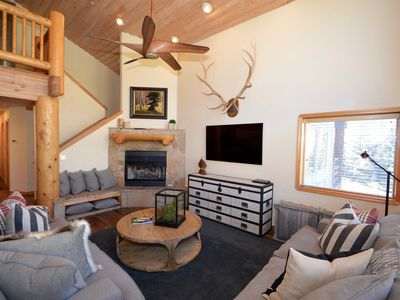 Photo for 4 Bed/3 Bath -Deer Valley -Perfect for 2 families, 1 min. to Lifts or Main St.