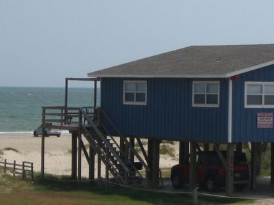 Photo for Charming Beach Front House in Surfside Beach