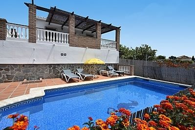 Photo for 2 bedroom Villa, sleeps 4 in Nerja with Pool and WiFi