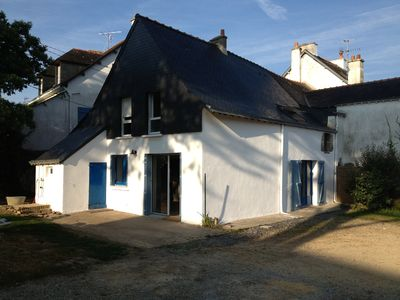 Photo for House Saint Gildas de Rhuys - 300 m from the beach - close to the village