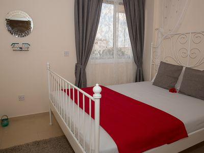 Photo for Cosy Deluxe Paphos Love Shack Apartment