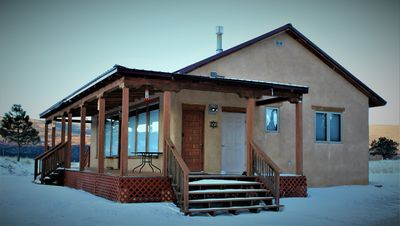 Photo for Enjoy a Get-A-Way @This cozy cabin in Black Lake NM!