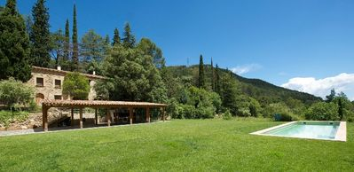 Photo for Self catering Mas Corbella for 9 people