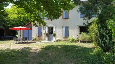 Photo for MANADA family cottage on the Monts d'Alban