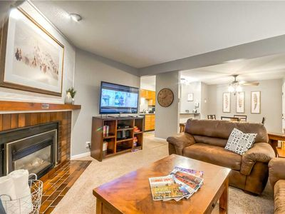 Discounted lift tickets! Remodeled Steamboat Condo With Outstanding Views!