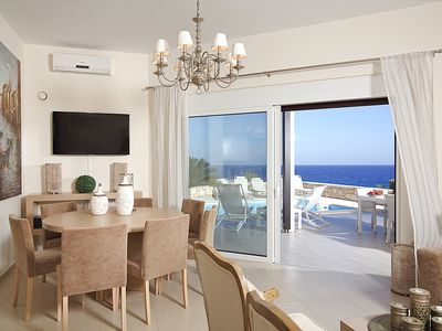 Photo for Luxury Villa Blanca with Sea View