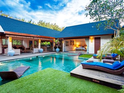 Photo for 3BR Villa Vacation Rental in Tibubeneng, Bali