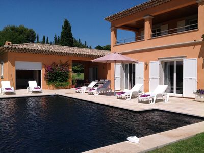 Photo for New villa in the heart of the Gulf of Saint Tropez