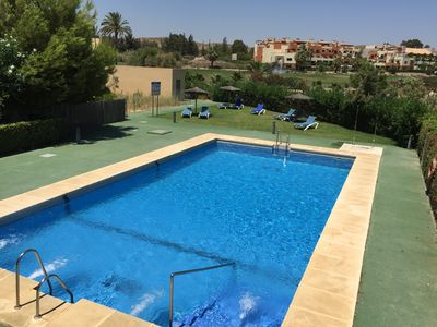 Photo for Spain - Andalusia - Vera - Fully equipped apartment close to the sea in Golf