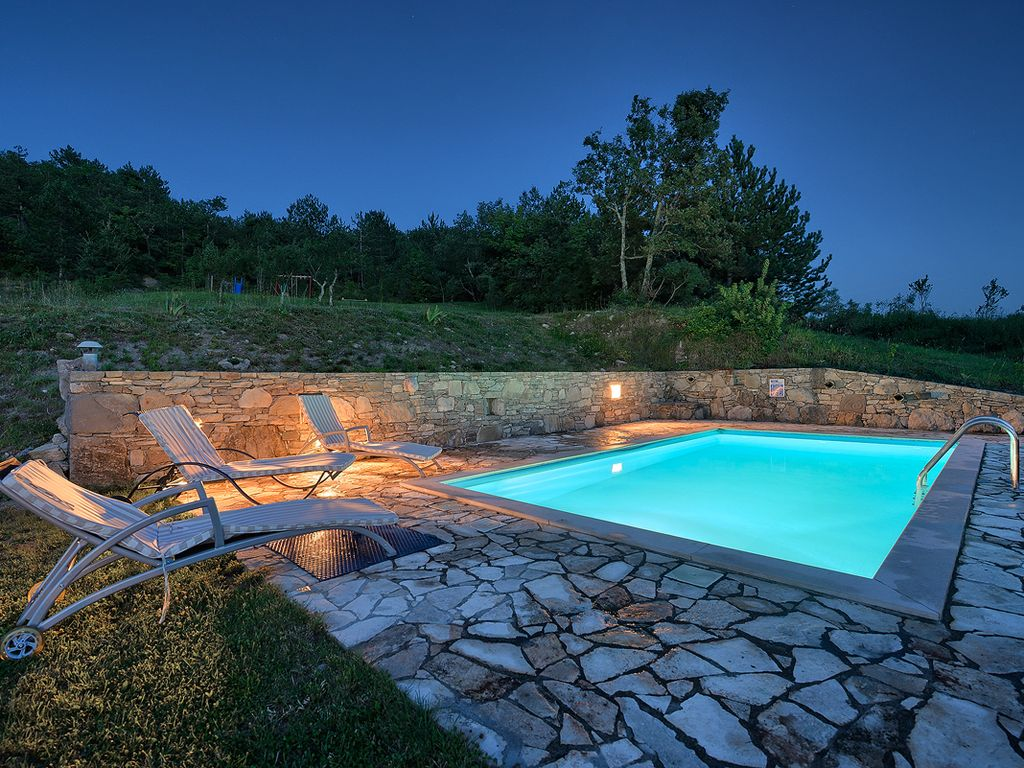 exclusive escape old stone house private homeaway općina buzet