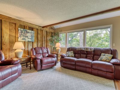 Photo for Three bedroom condo w/direct access to ski slopes and private balcony