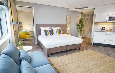 Photo for 60m2 Two Room Apartment | Near Amsterdam & Schiphol