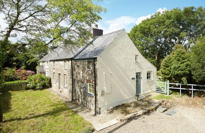 Photo for 2 Tregroes Cottages near the picturesque harbour town of Fishguard on the Pembrokeshire Coast.