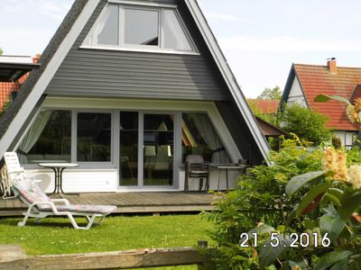 Photo for Holiday house in the Baltic Sea Damp, modern furnishings, Wi-Fi, fireplace