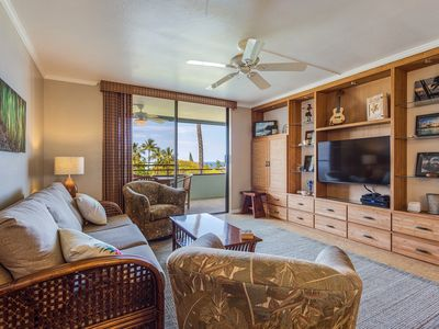 Photo for Condo At Magic Sands: New Rental, Top Floor, Ocean View & Quiet