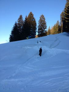 Photo for Ski Resort Thollon les Mémises