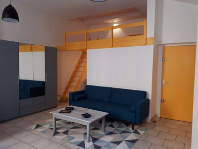 Photo for Beautiful studio 40m2 Downtown Marseille