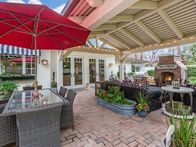 Photo for Charming Arcadia home walkable to all Old Town Scottsdale has to offer!