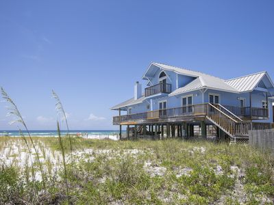 Photo for FAMILY FAVORITE! Gulf front! Huge Deck, grill- Dune Allen Beach- 30A