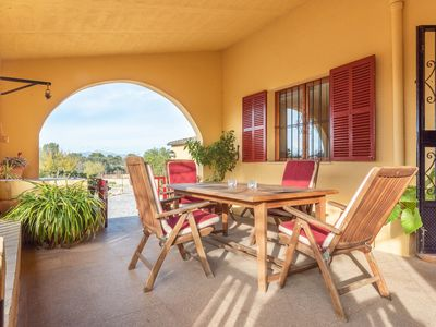 Photo for Fantastic Finca with Wi-Fi, Air Conditioning, Garden and Terrace