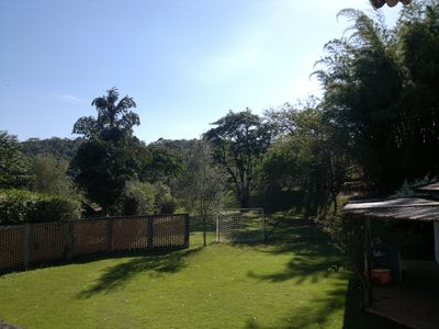 Photo for Room 50 minutes from São Paulo with fireplace, soccer field and Jacuzzi.