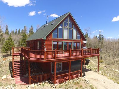 Photo for Spacious MTN Home, Breathtaking Views, Simple Price - No Manager/Booking Fees