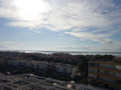 Photo for Canet-Plage Apartment, Sleeps 4 with WiFi