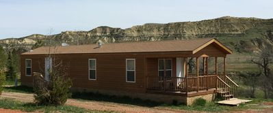 Cabin 1 Medora ND 2 BR 1 B Sleeps 6