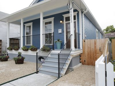 Photo for Modern 3BR in authentic New Orleans neighborhood just 5-min to the Quarter
