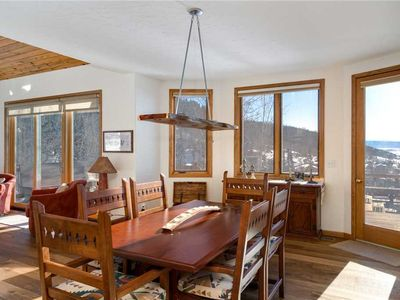 Photo for Spectacular Steamboat Luxury Log Town Home With Sensational Views