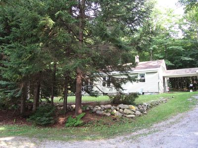 Photo for Old Forge vacation cabin