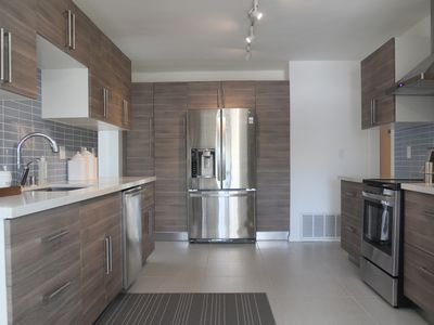 Photo for 4 Bedroom Modern With Pool, Sleeps 8, Central Palm Springs