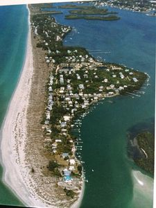 Photo for LITTLE GASPARILLA ISLAND CONDO-KING BED W/BAY&DOCK VIEW  FREE PARKING & FERRY