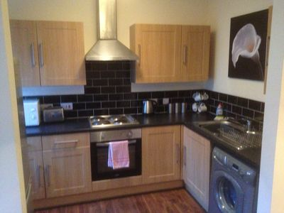 Photo for Spacious 2 Bedroom 1st floor apartment with decked area to rear