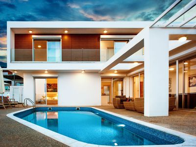 Photo for FORTUNA Brand New Villa within walking distance to AYIA NAPA RESORT CENTER